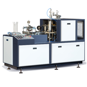 High Speed Open Cam Paper Cup Machine Direct Bottom Feeding